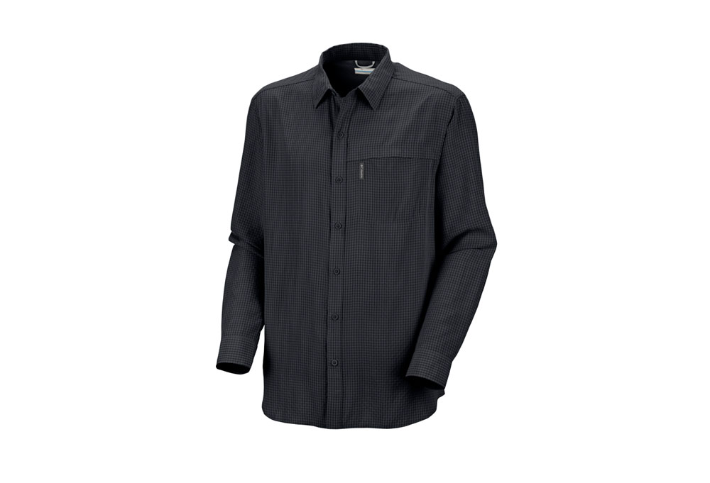 Columbia McCarran Ridge L/S Shirt - Mens