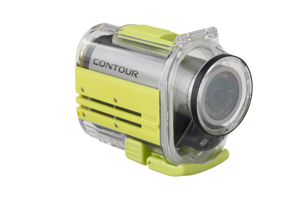 Contour + Waterproof Case