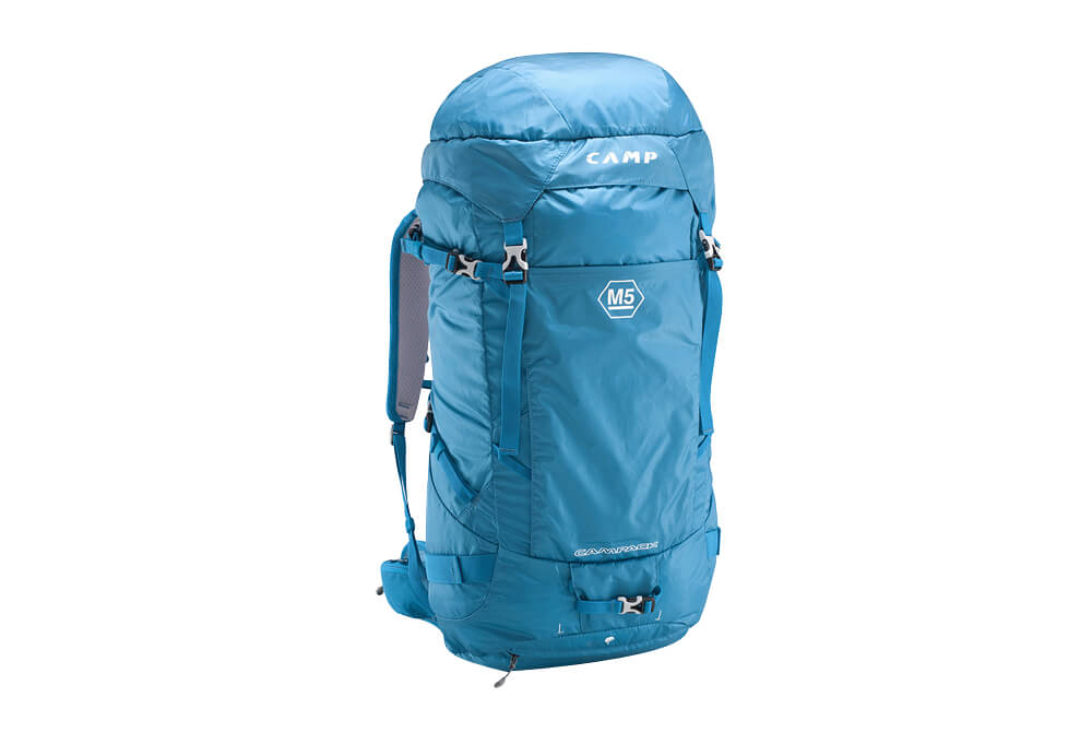 Camp Usa M5 50l Pack - Blue, One Size