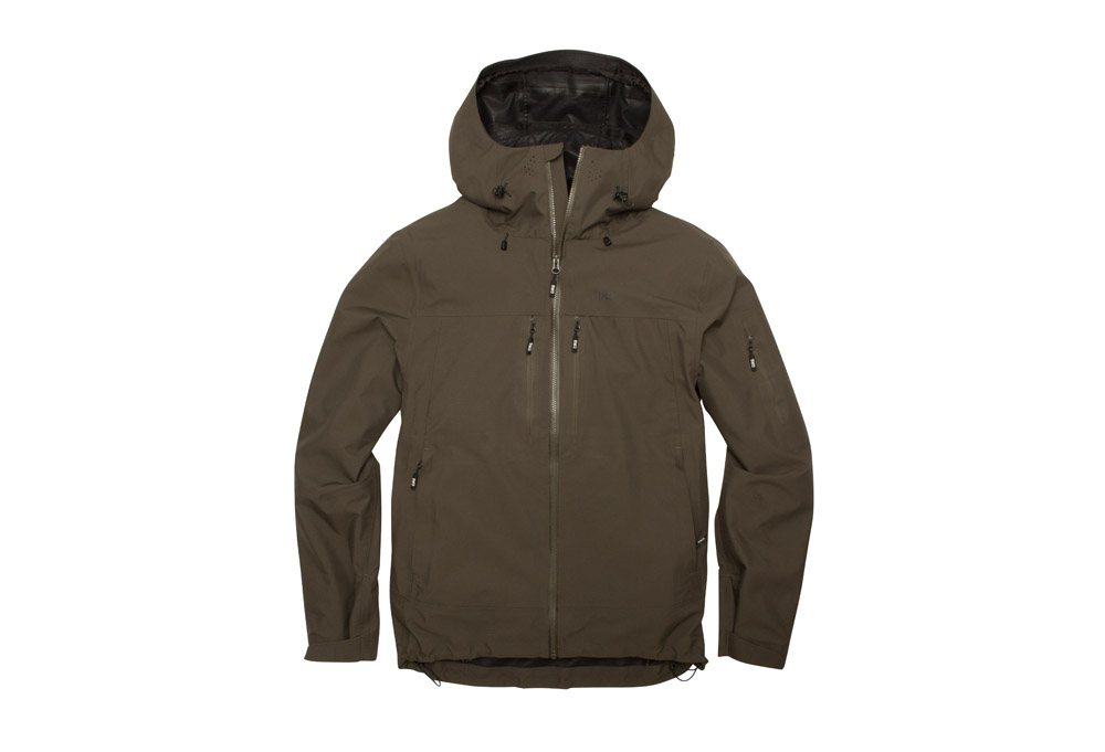 Cirq Santiam Waterproof Shell - Men