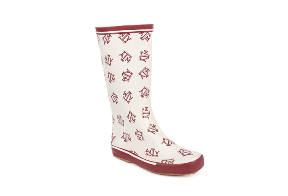 Fan Shoes Texas A & M - Womens