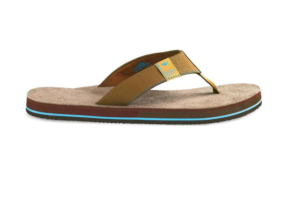 Freewaters Salt-N-Pepa Flip-Flops - Womens