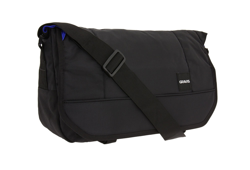 Gravis Hobo Medium Messenger Bag