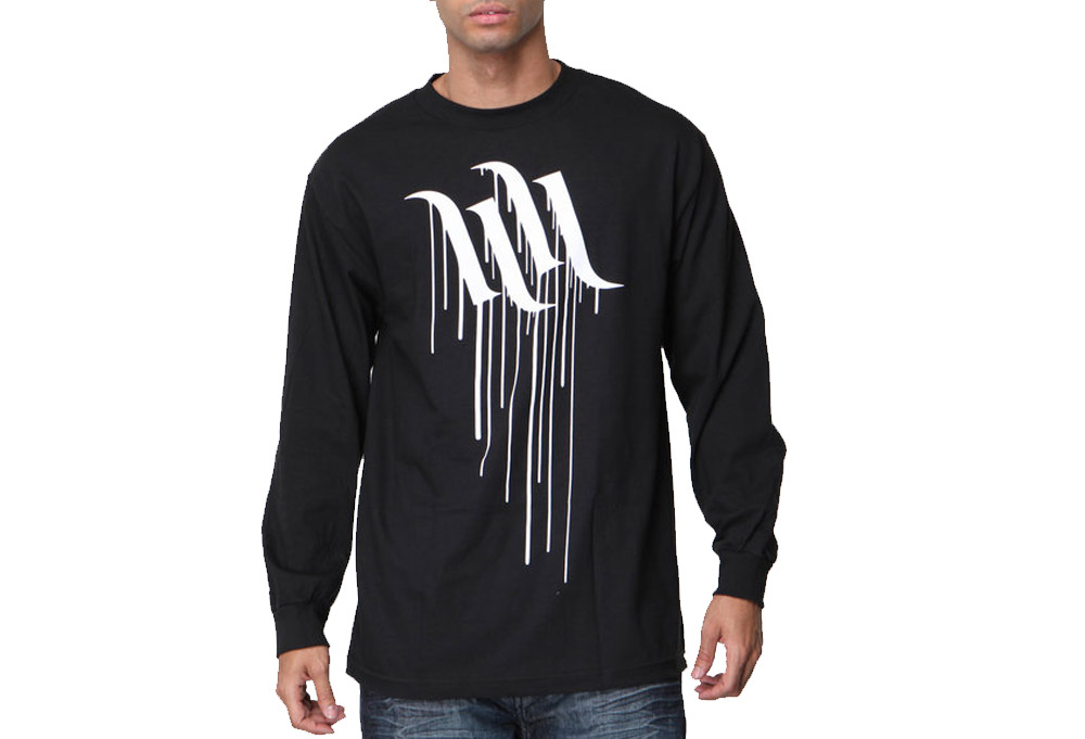 Hart and Huntington On The Ledge L/S - Mens