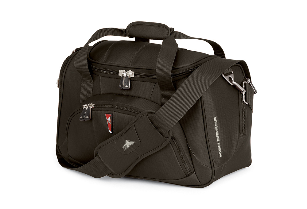 High Sierra Level Deluxe Tote