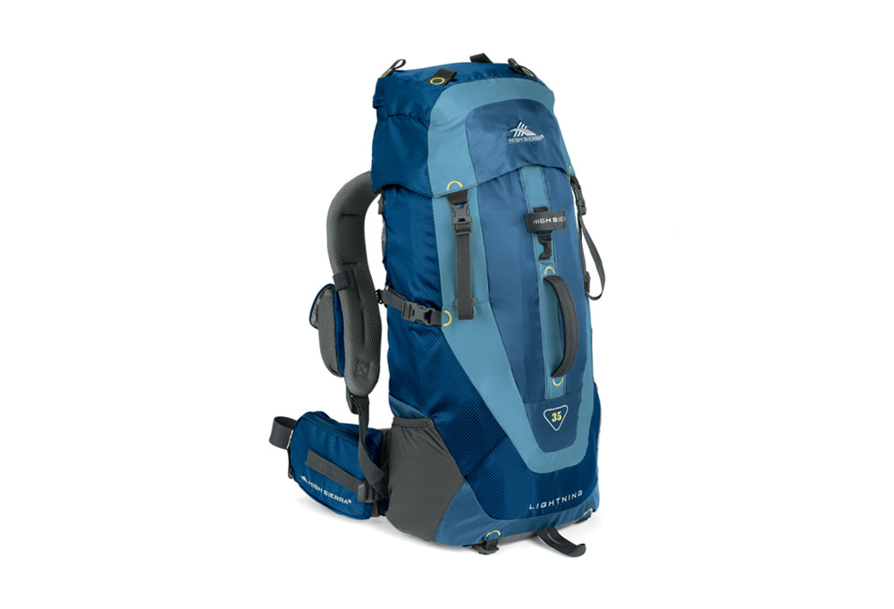 High Sierra Lightning 35 Internal Frame Backpack