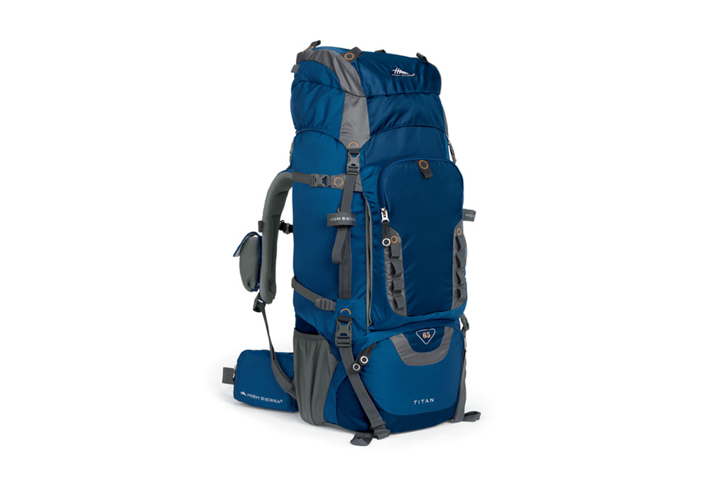 High Sierra Titan 65 Internal Frame Backpack