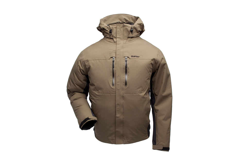 HI-TEC Mystic Mountain Shell Jacket - Mens