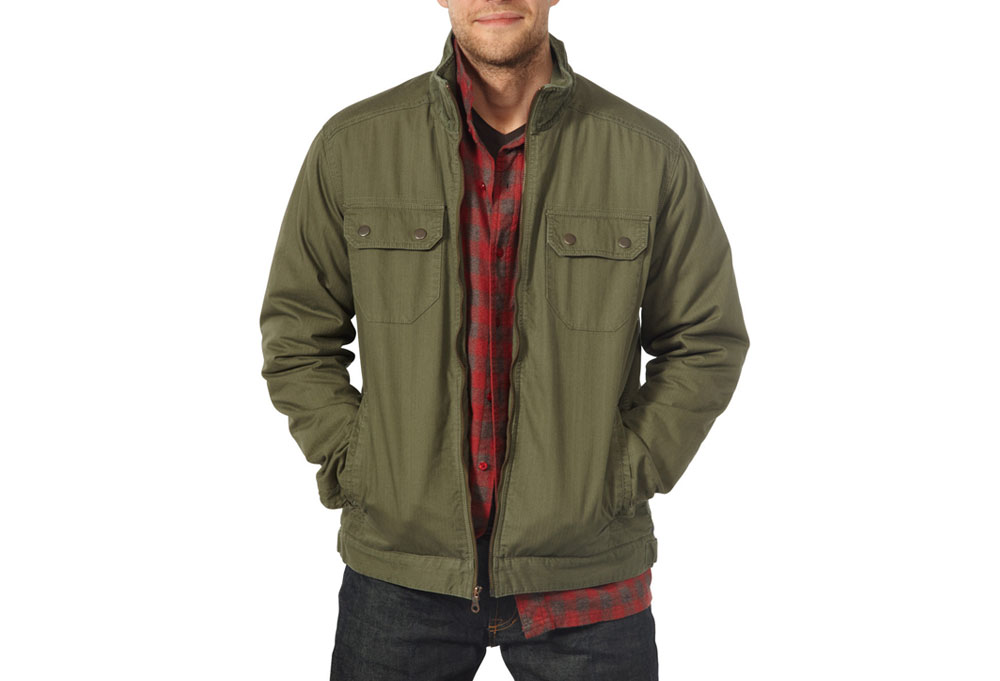 Horny Toad Butte Jacket - Mens