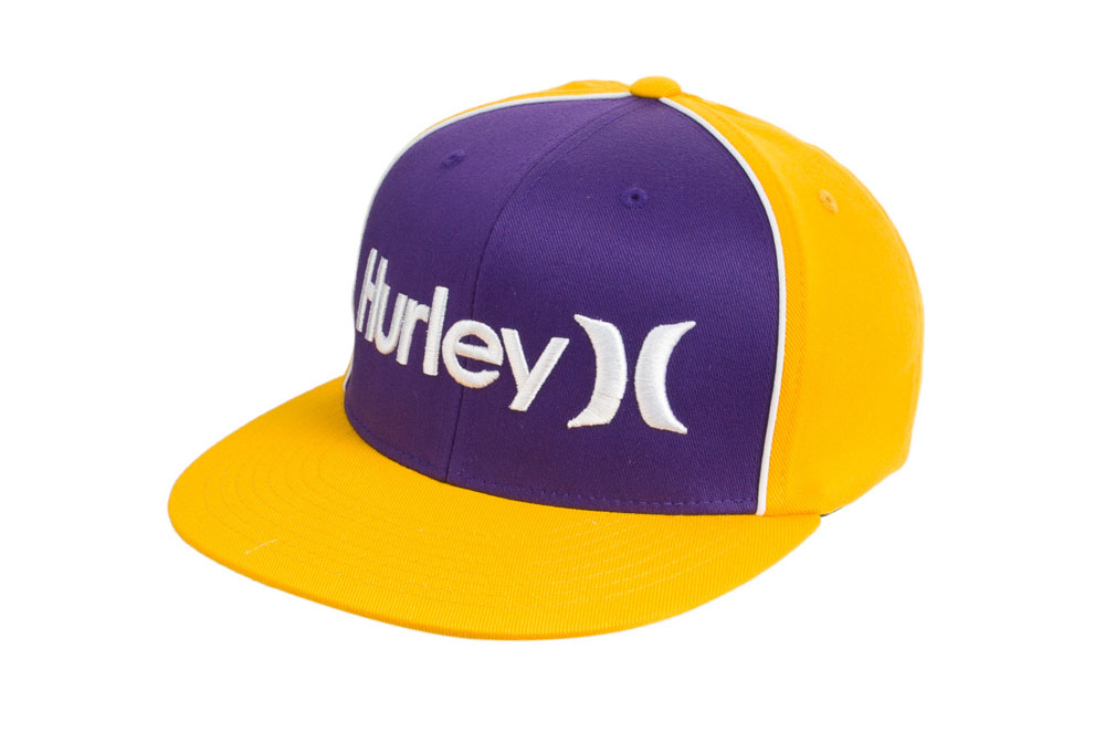 Hurley Only Corp Flexfit Hat - Mens