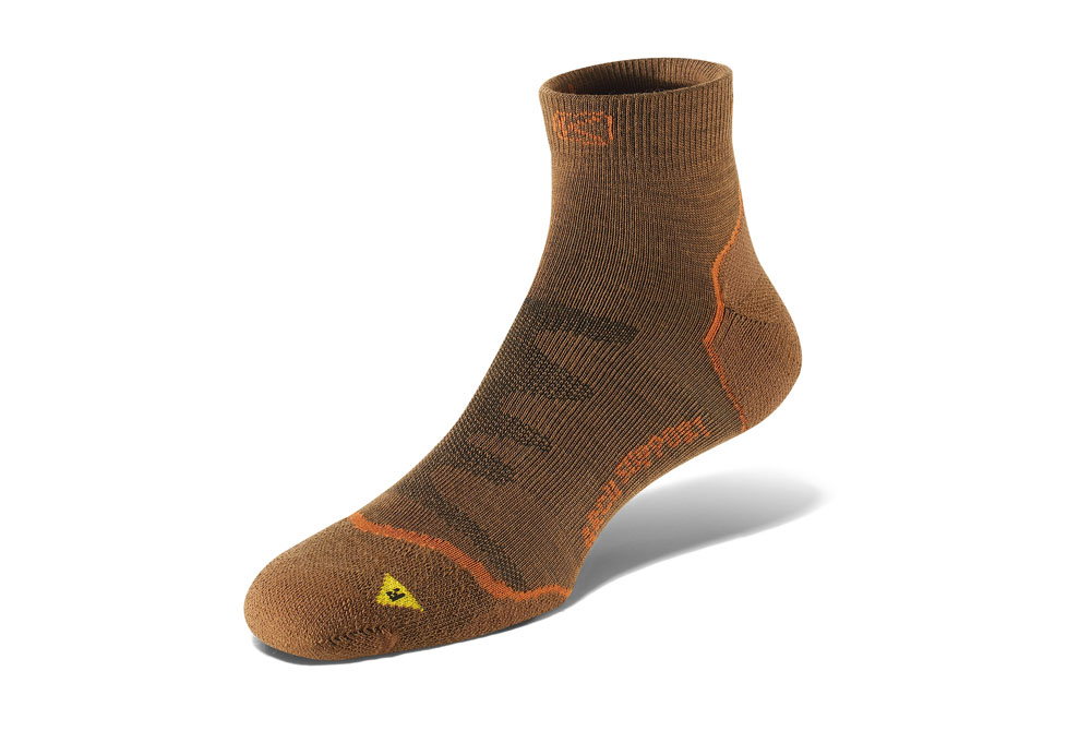 Keen Boulder Canyon Quarter Ultralight Socks - Mens