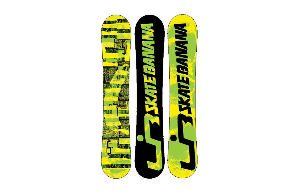 Lib Tech Skate Banana BTX 151cm Narrow