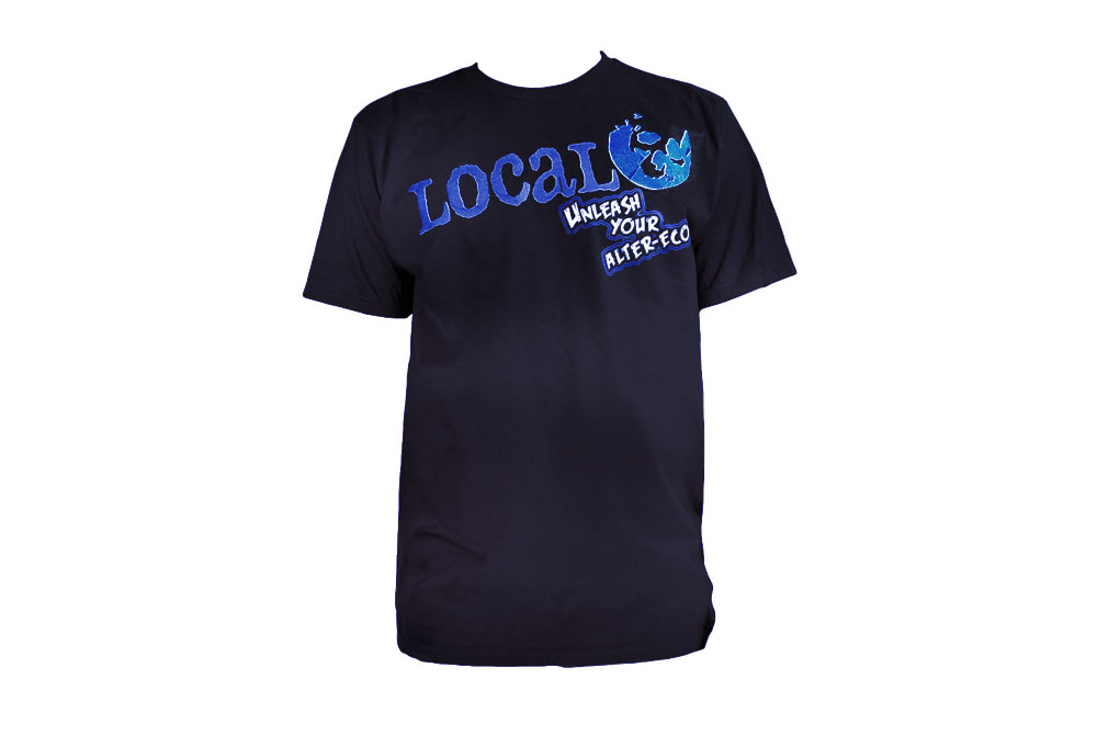Local Unleashed Blue - Mens