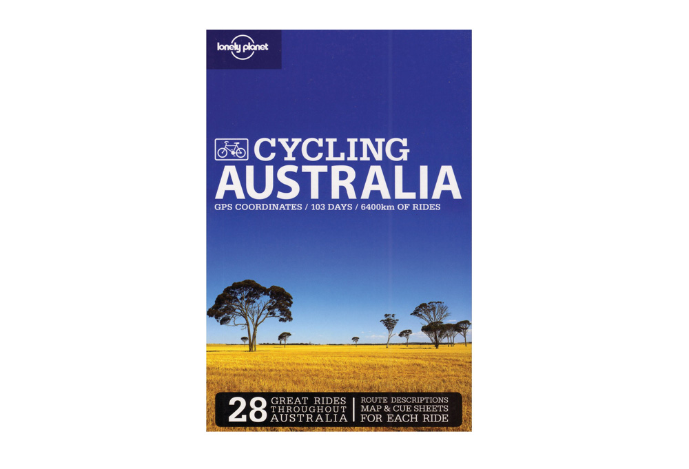 Lonely Planet Cycling Australia
