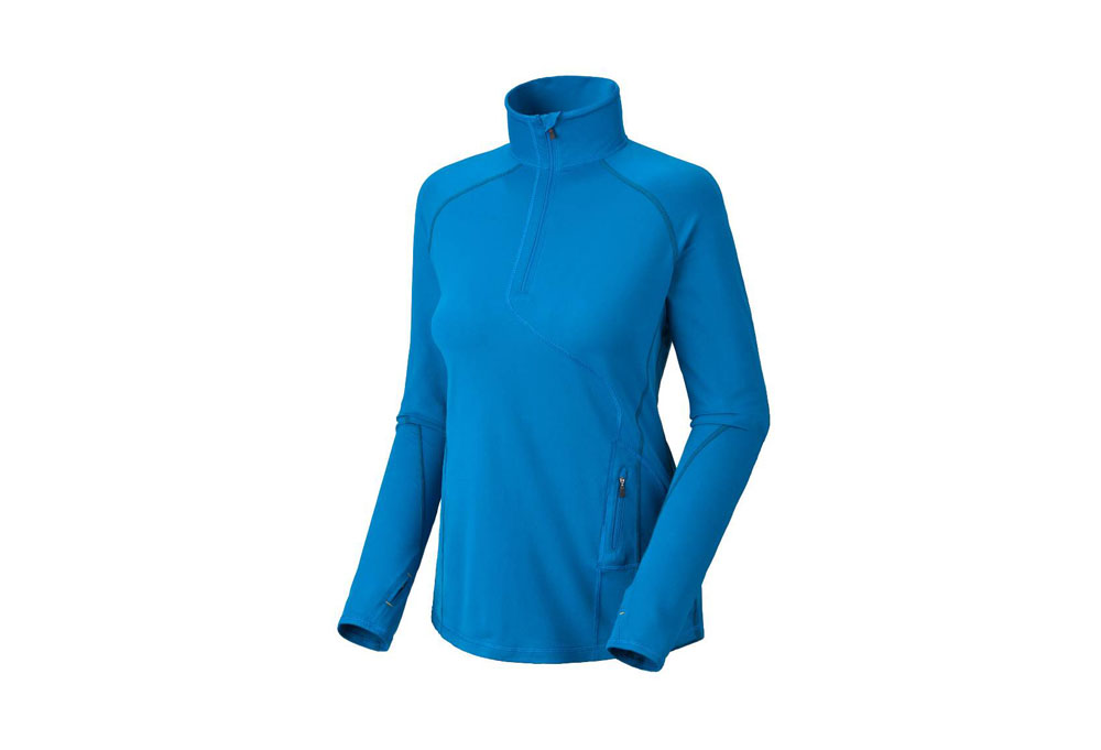 Mountain Hardwear Butter Zippity - Womens