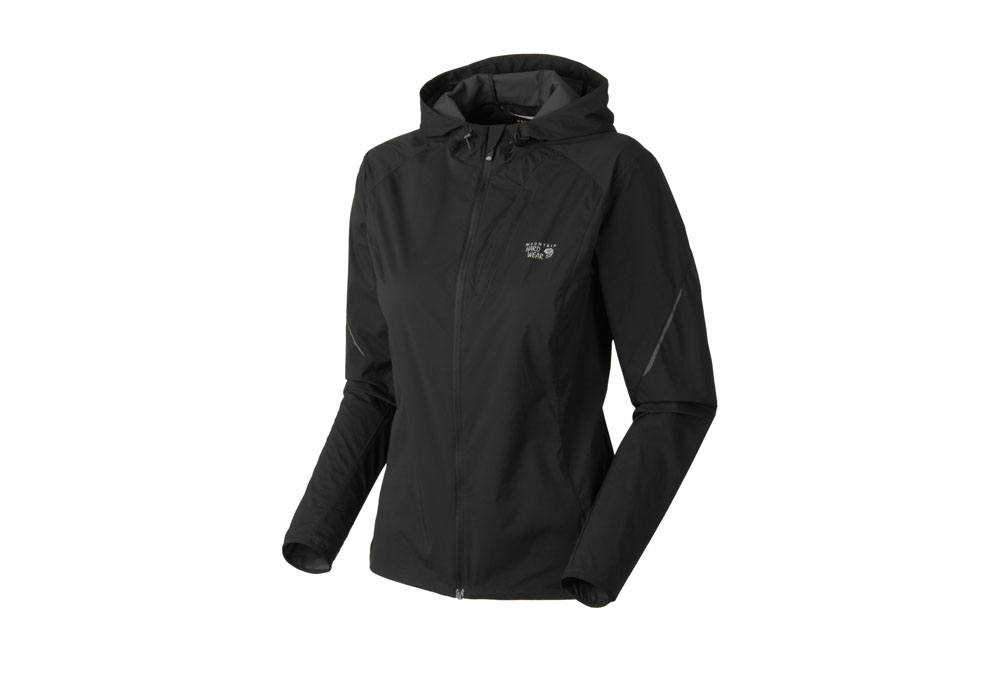 Mountain Hardwear Geist Hooded Jkt - Wms