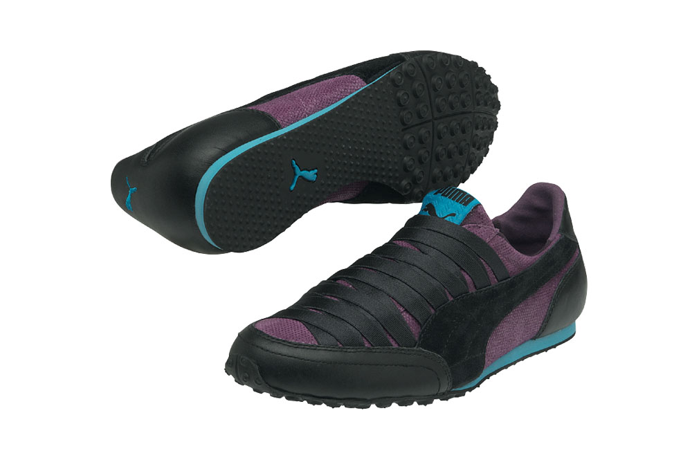 Puma Imani Shimmer Shoes - Womens
