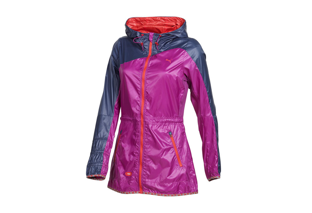 Puma FAAS Wind Jacket-Womens
