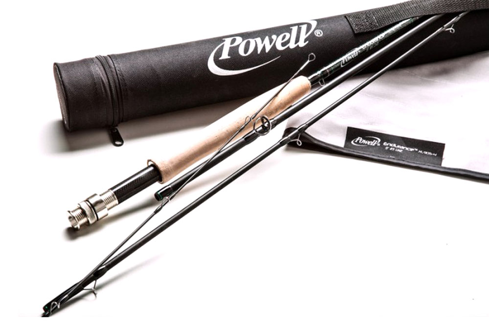Fly rods canada for Powell fishing rods