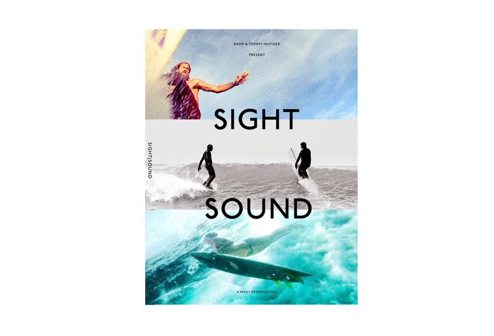 Sight Sound  - Surf DVD