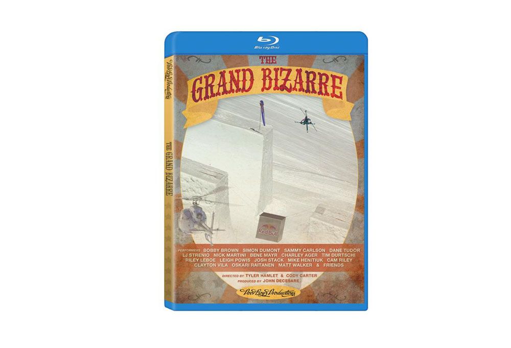 The Grand Bizarre Ski Blu-Ray
