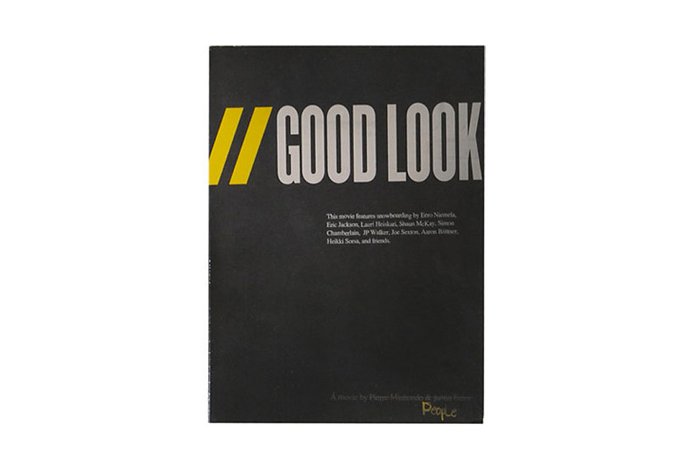 Good Look Snowboard DVD