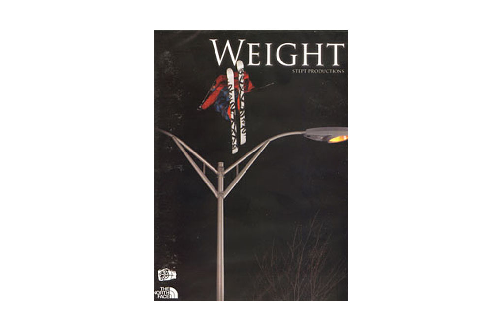 Weight Ski DVD