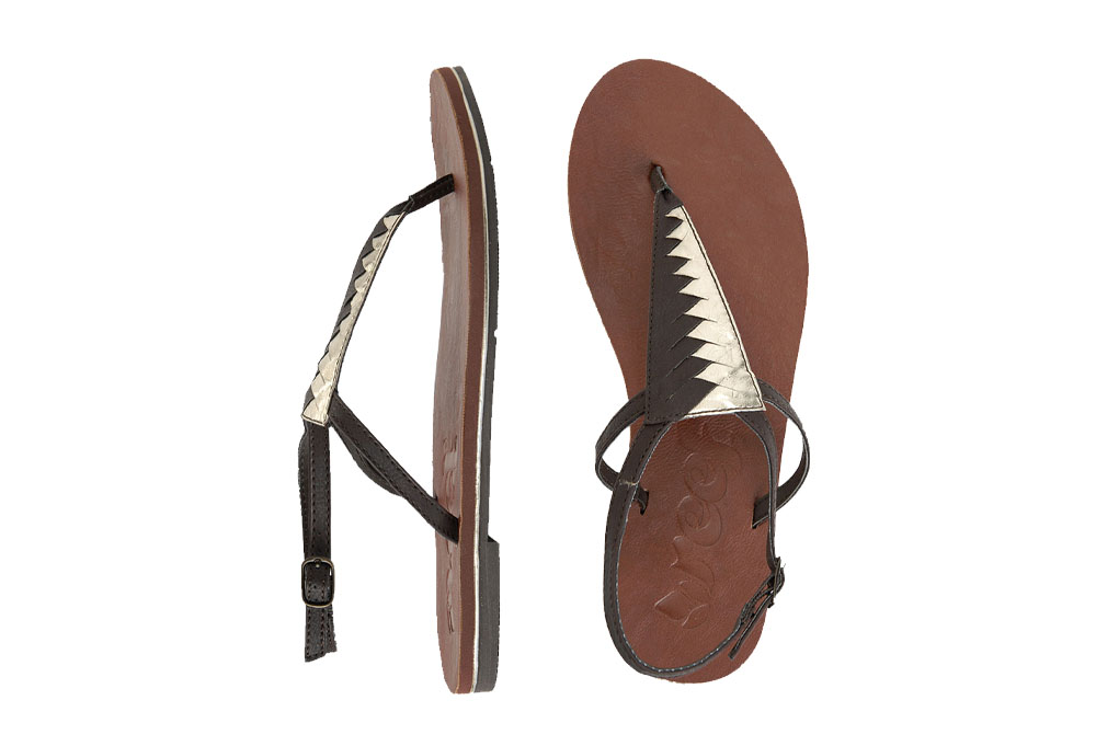 REEF Moonlight Palms Sandals - Womens