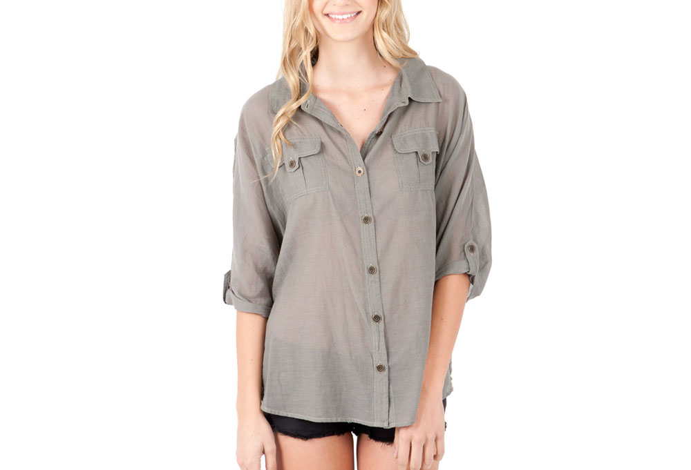Rip Curl Birds Of A Feather Shirt - Wmns