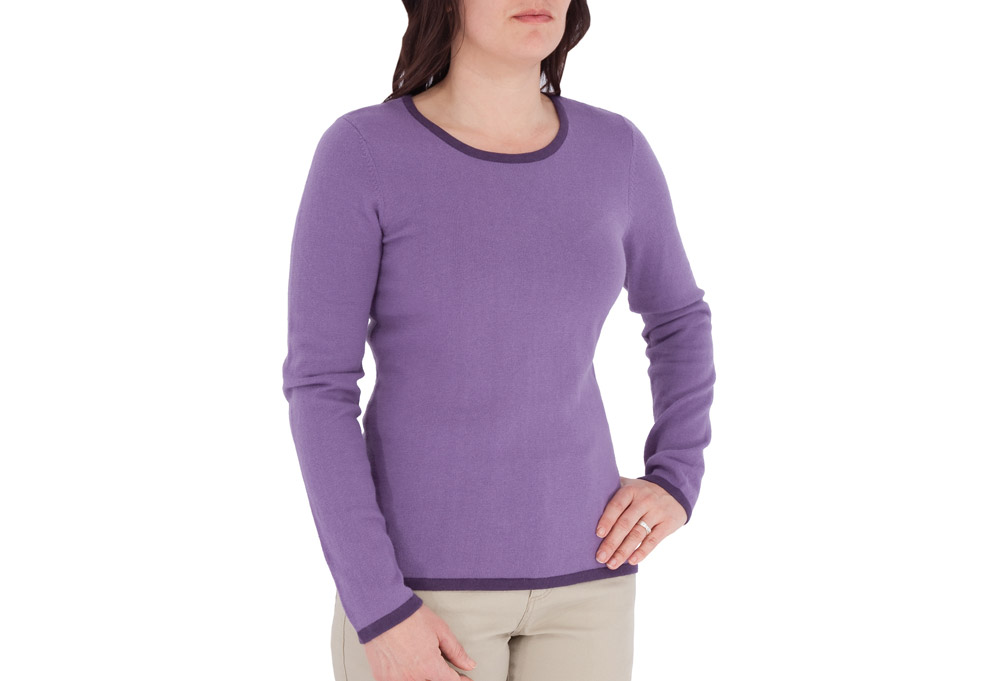 Royal Robbins Collen Crew - Womens