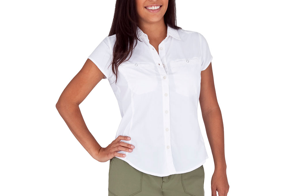 Royal Robbins Windsong Cap Sleeve Top - Wmns