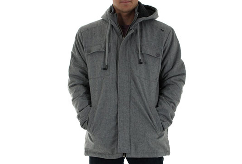 Rusty Delio Jacket- Mens