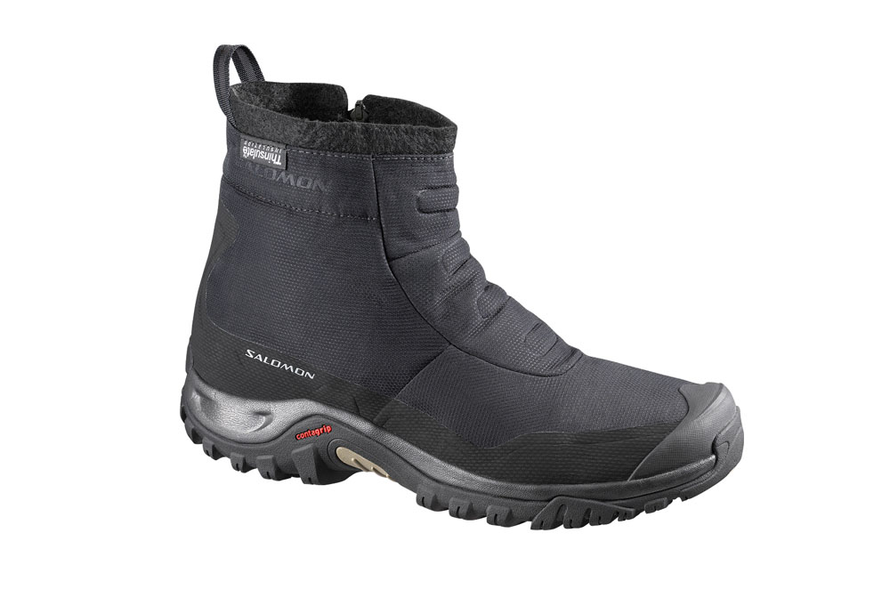Salomon Tactile TS Waterproof Winter Boot - Mens