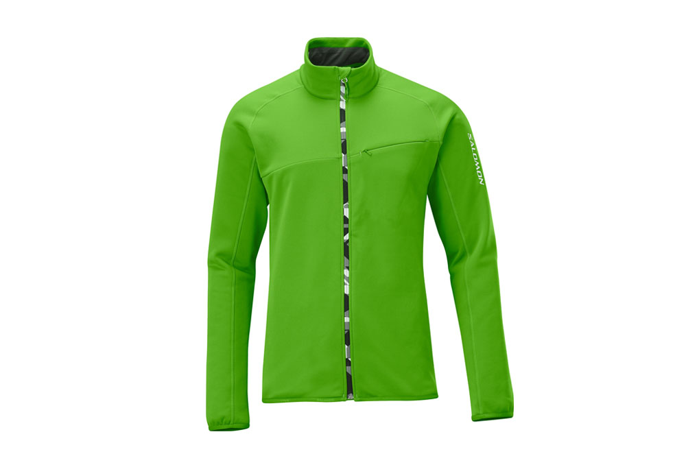Salomon Lay Back II Full Zip - Mens
