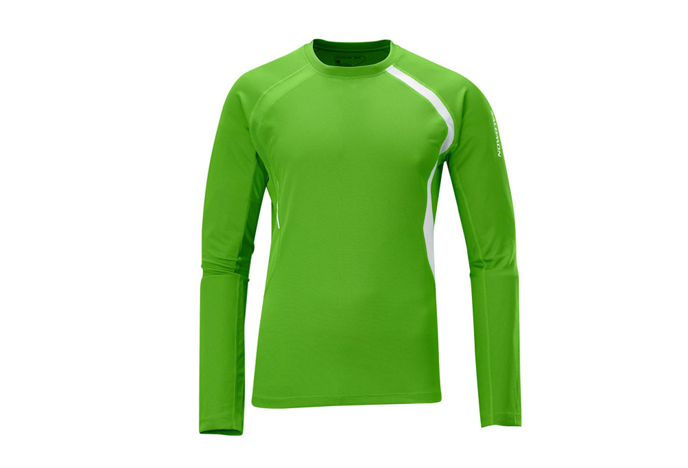 Salomon Trail Runner L/S Tee  - Mens
