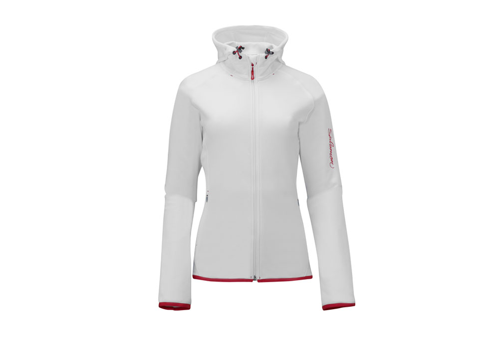 Salomon Track Hoody - Womens
