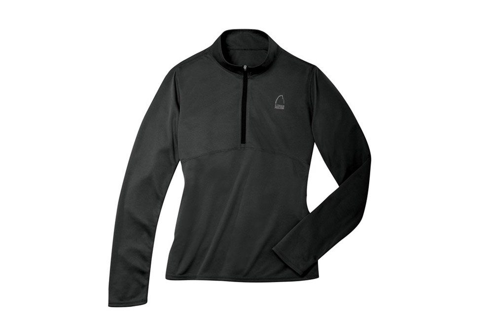 Sierra Designs Trainer Mock 1/4 Zip - Wms