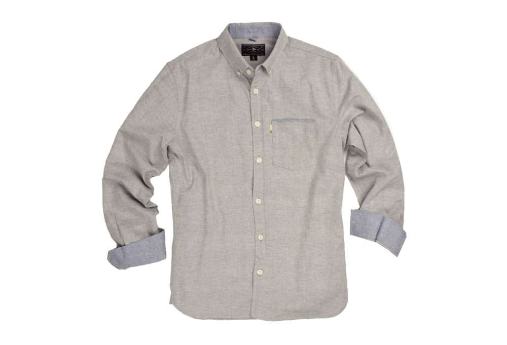 Hawthorne L/S Shirt Size Chart Named after a favorite Portland neighborhood, the Hawthorne Chambray is about as sophisticated as Wilder gets. Hand-picked chambray with all the details contrasting pocket hit, pearl cat-eye buttons, and stylish trims at the cuffs and collar, will make this your go-to shirt for a casual night out. Features: - Button down collar - Left chest patch pocket w/contrasting trim - Barrel cuffs with button closure - Standard fit - Machine wash - 100% Cotton chambray