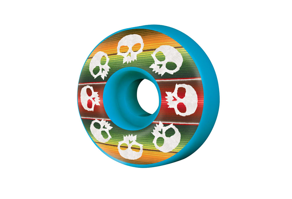Zero Sandoval Multi Skull Wheel 52mm