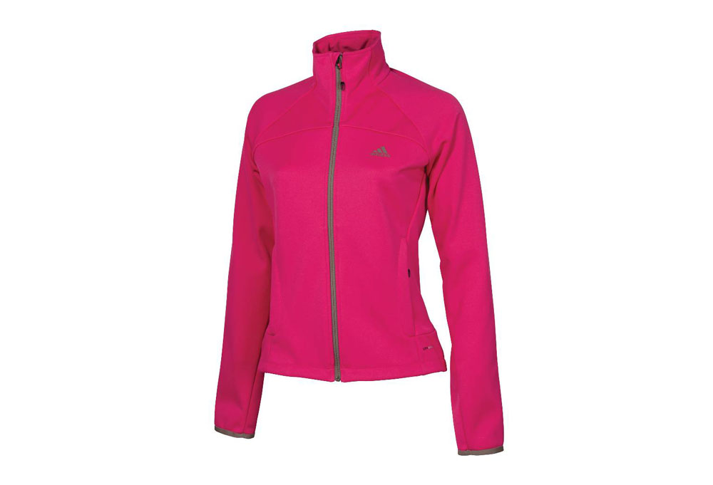Adidas Hiking 1 Side Fleece Jacket - Womens