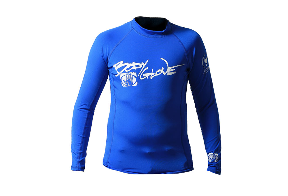 Body Glove Kids L/S Lycra Rashguard