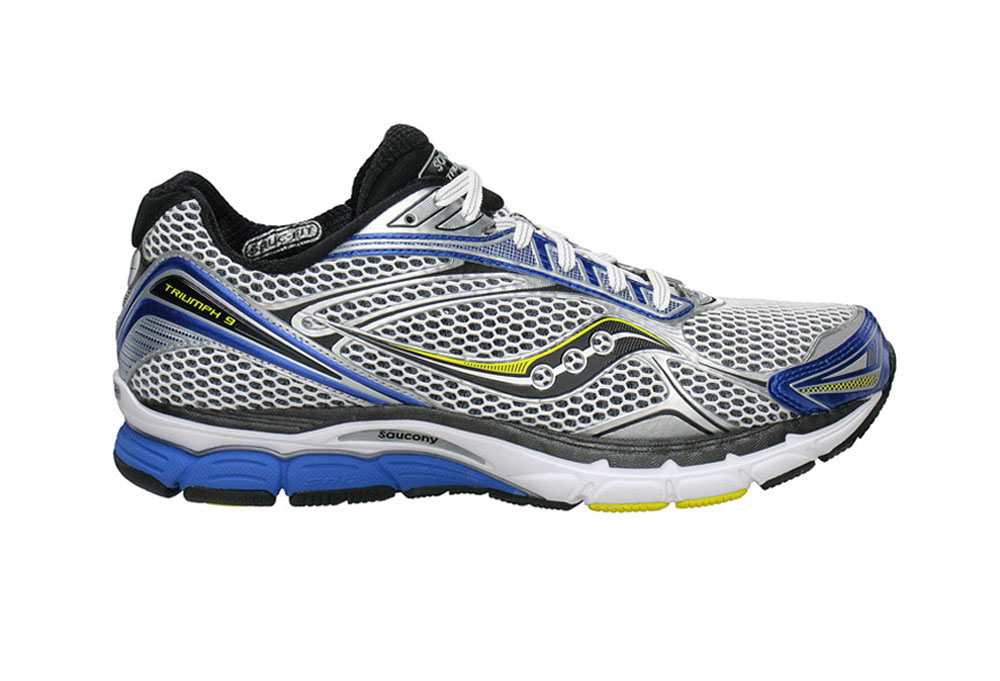 Saucony Powergrid Triumph 9 Shoes - Mens