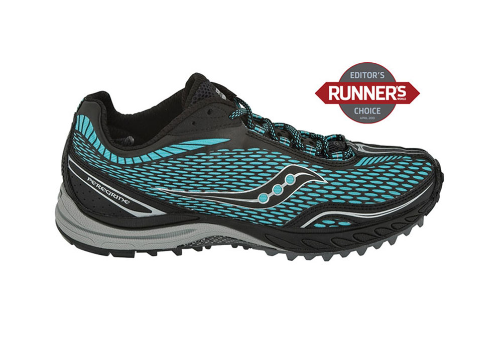 Saucony Progrid Peregrine Shoes - Womens