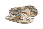 Freewaters Palapa Print Sandal - Men's