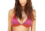 Hurley Ole Triangle Top - Wmns