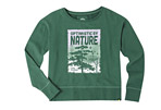 Life is Good Optimistic By Nature Go-To Crew Sweatshirt - Women's