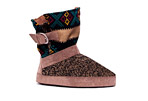 MUK LUKS Becca Short Buckle Slipper - Womens