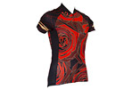 Retro Image Apparel Two Red Rose Jersey - Women's