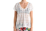 Rusty Holiday Top Short Sleeves - Women's