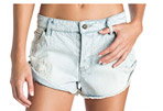 Roxy Vanilla Denim Shorts - Women's